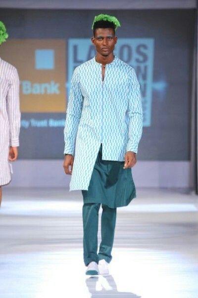 #Men's wear  Kelechi Odu  Spring Summer 2014 #Moda Hombre