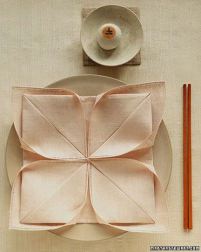 20 Creative Napkin Folding Ideas For The Holidays Napkin Folding