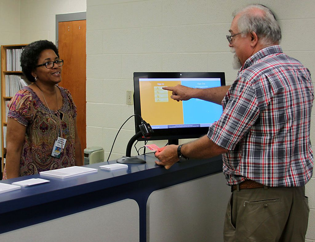 Clarksville-Montgomery County School System to install New Visitor Sign-in System