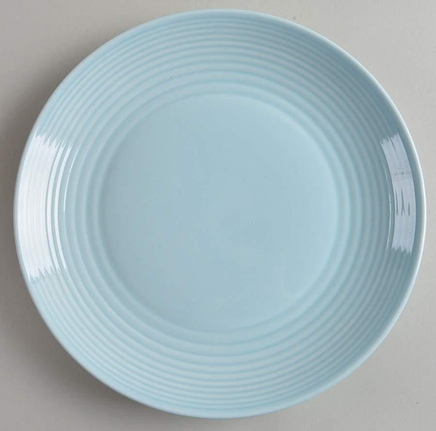 Maze Blue Light Dinner Plate By Royal Doulton Replacements Ltd Plates Blue Plates Royal Doulton