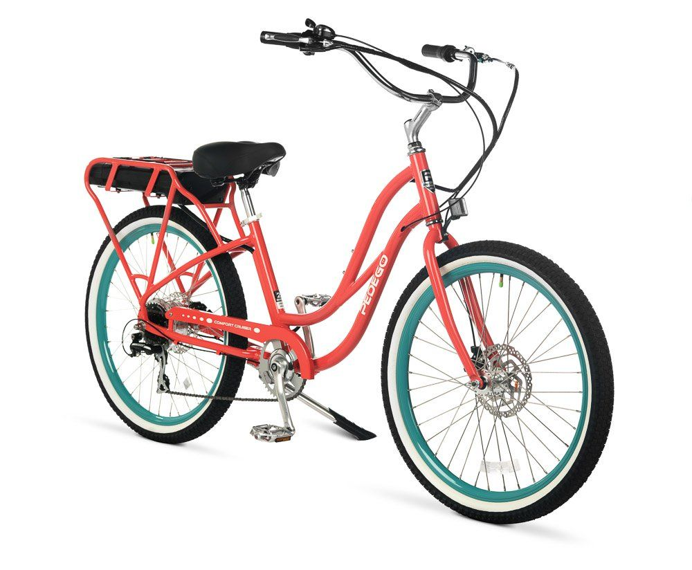 Comfort Cruiser Electric Beach Cruiser In 2020 Electric Bike