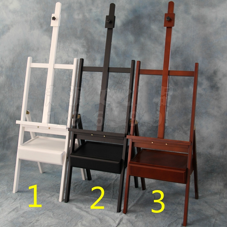 238.94$  Buy here - http://aliv4n.worldwells.pw/go.php?t=32697243744 - Wood cabinet painting easel with drawer sketch easel painting tool