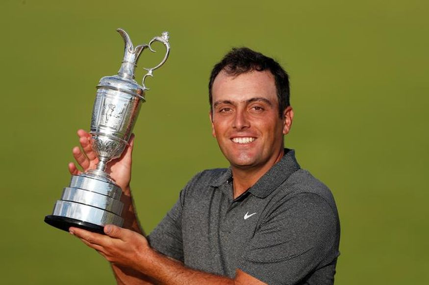British Open: Molinari Steals Limelight to Give Italy Rare ...