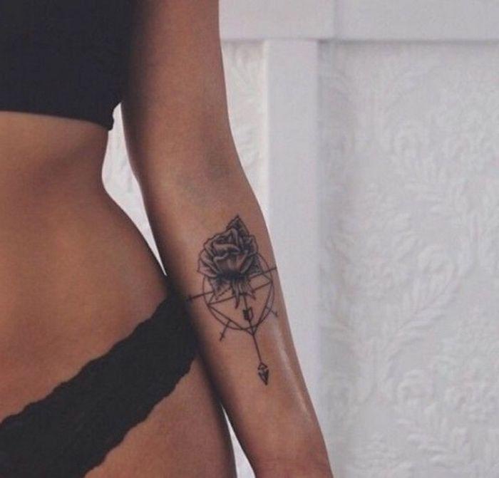 Photo of ▷ 142 + inspirierende Ideen und Bilder zum Thema Compass Tattoo!