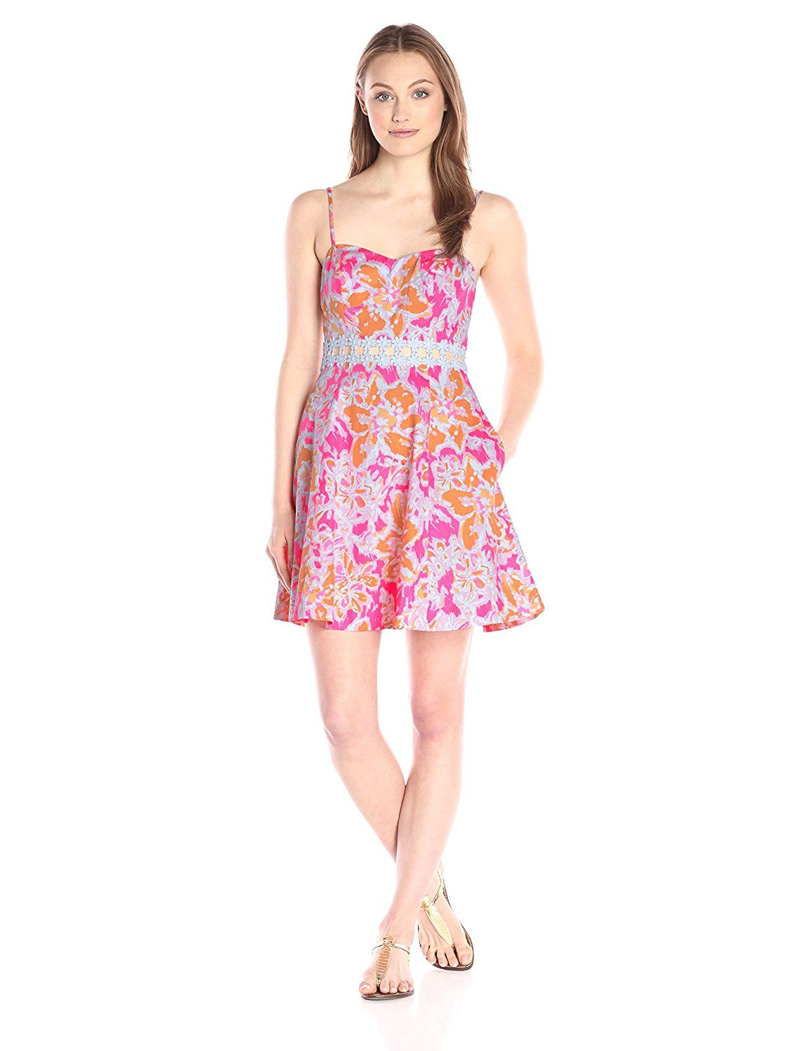 Lilly Pulitzer Women\'s Lenore Dress * This is an Amazon Affiliate ...