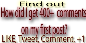 Strategy to get lots of comments on your post!