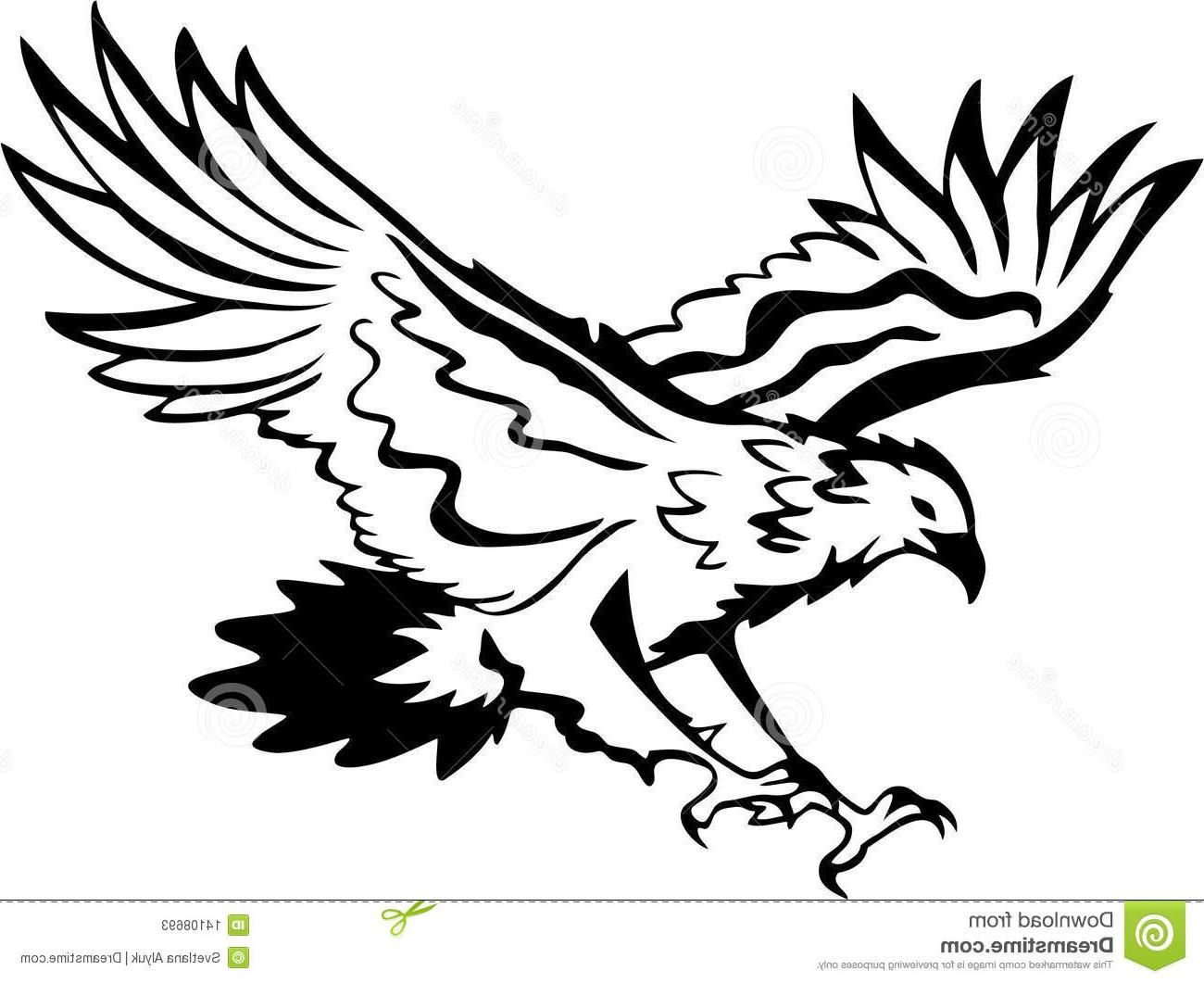 eagle clip art black and white best free eagle flying clipart black and white vector cdr [ 1300 x 1061 Pixel ]