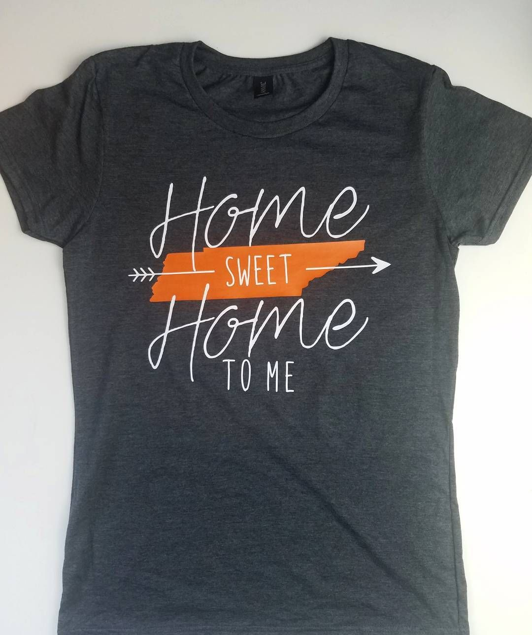 badccf4e Tennessee home sweet home to me, rocky top, TN, Vols, shirt. Visit Suite E  Designs on Etsy.