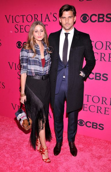 Olivia Palermo - Arrivals at the Victoria's Secret Fashion Show — Part 2
