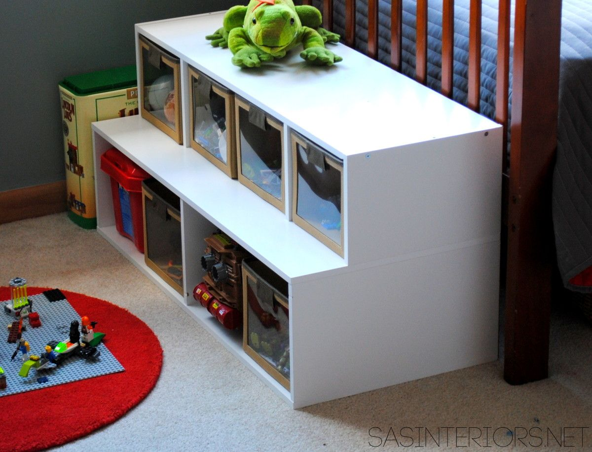 Check out how one mom used ClosetMaid to turn her son's