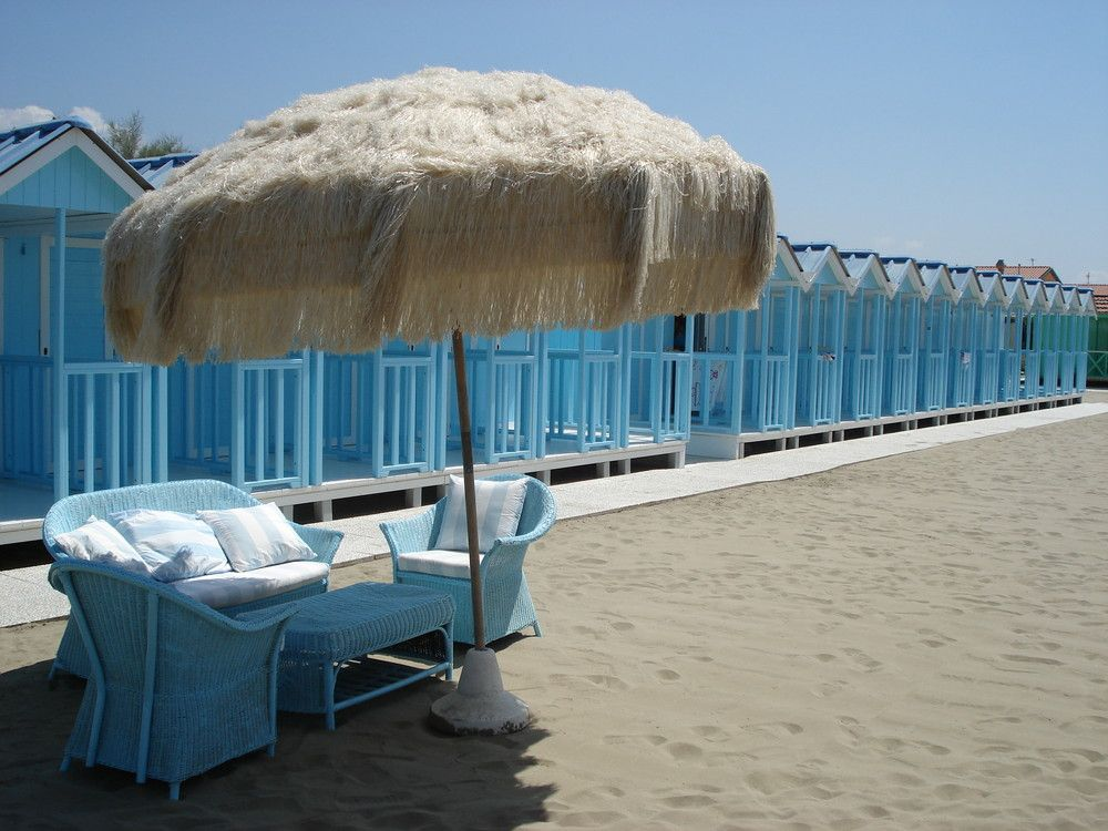 Beach Viareggio Italy Tuscany Destin Beach