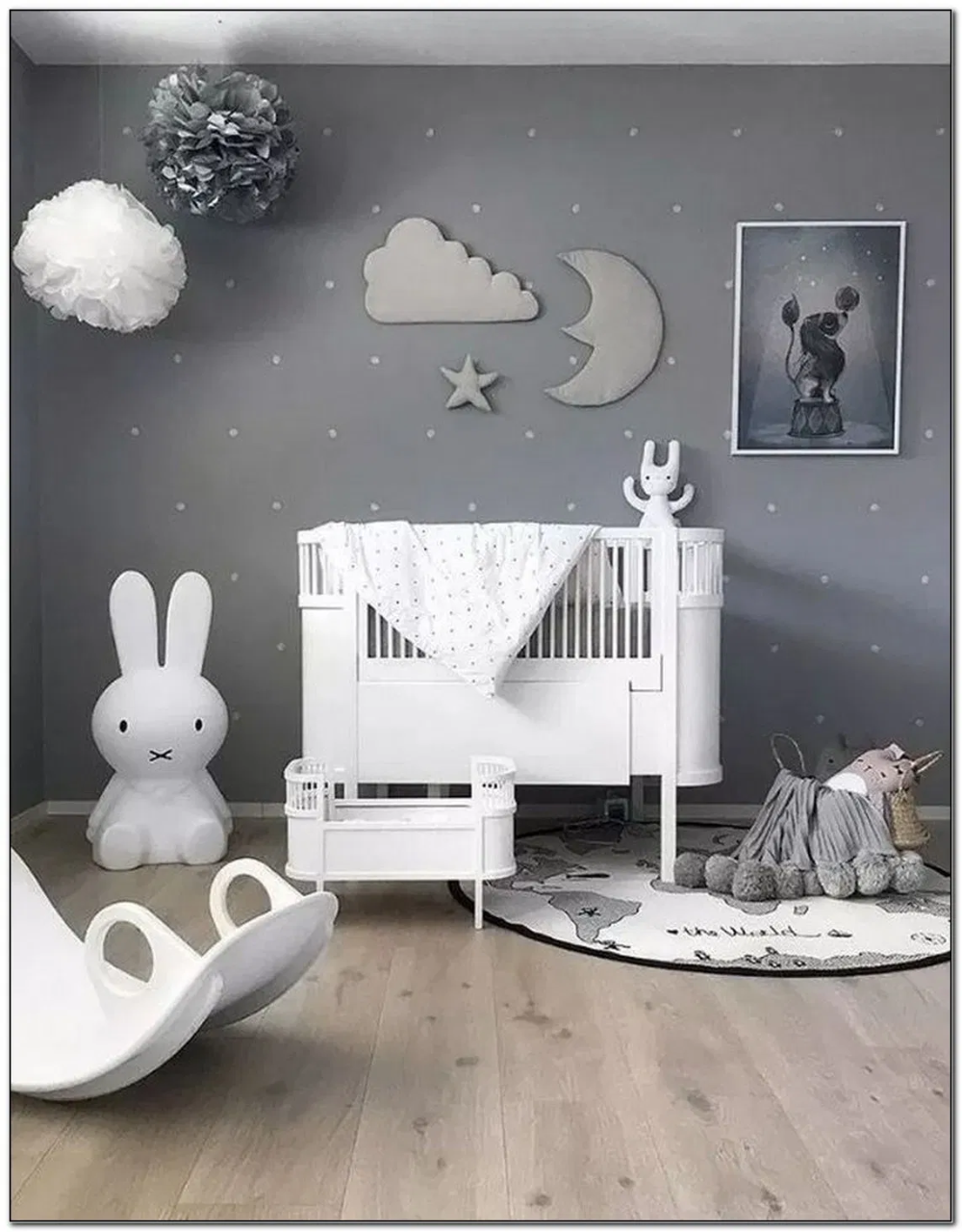 30 Collection Of Baby Bedrooms With Beautiful Dolls 1 In 2020 With Images Baby Room Themes Baby Boy Rooms Baby Decor