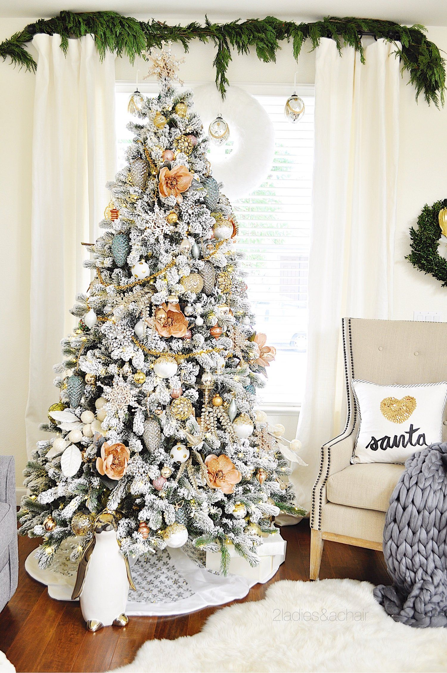 Nov 28 Christmas Home Decorating Ideas For A Beautiful Holiday ...