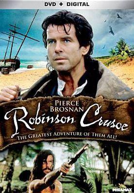 Robinson Crusoe Robinson Crusoe Pierce Brosnan Daniel Defoe