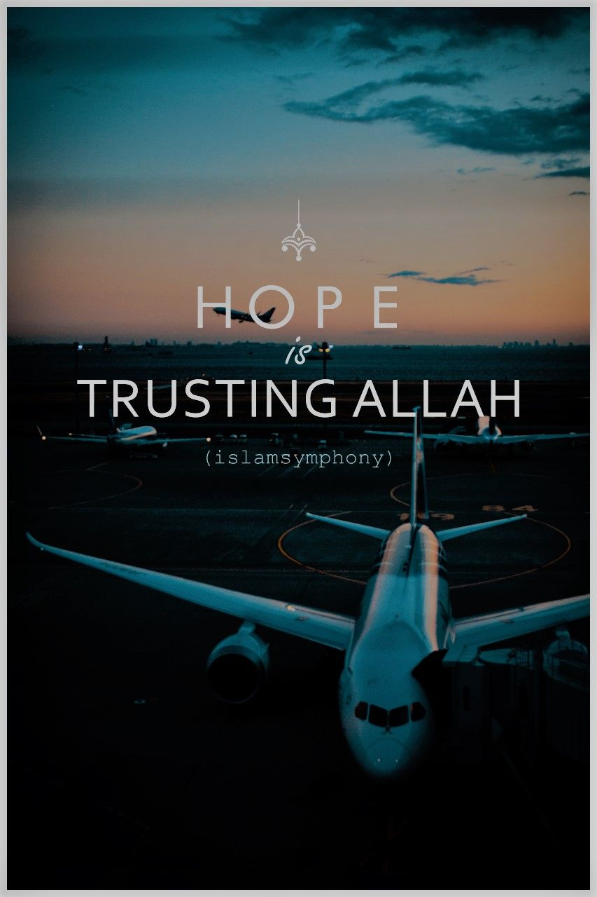 Hope For The Best Islamic Pinterest Quotes Life Quotes En