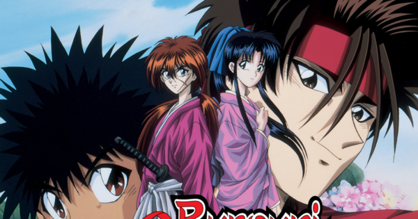 Funimation Adds Rurouni Kenshin Anime to Catalog