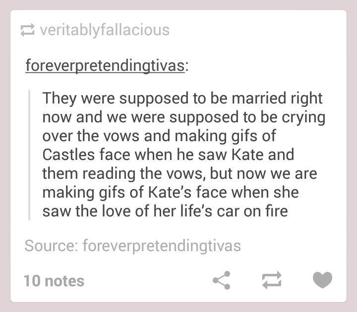 Castle season 6 finale
