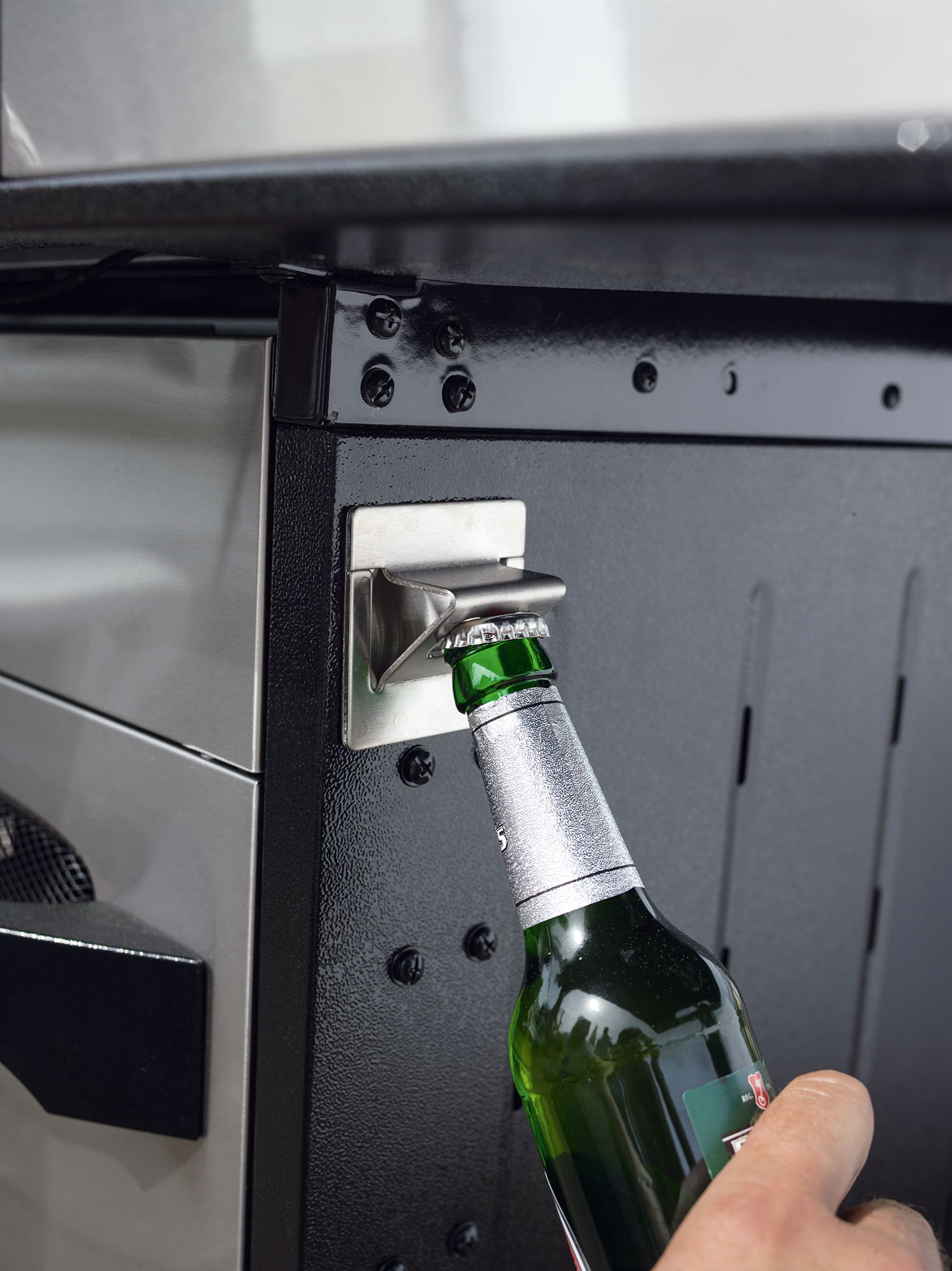 die neue verbesserte kingstone gasgrillküche rock 200 hat eine