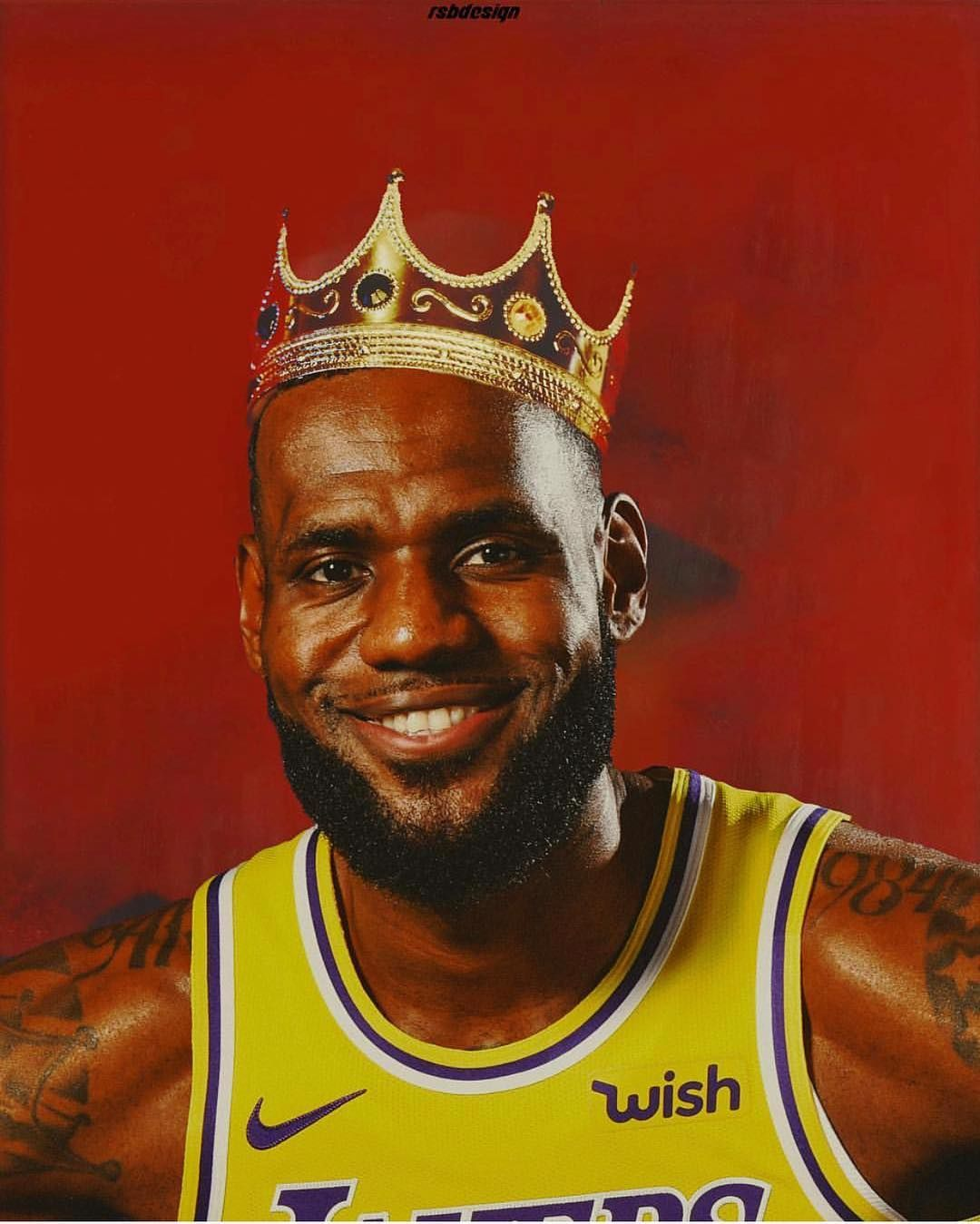 king lebron james