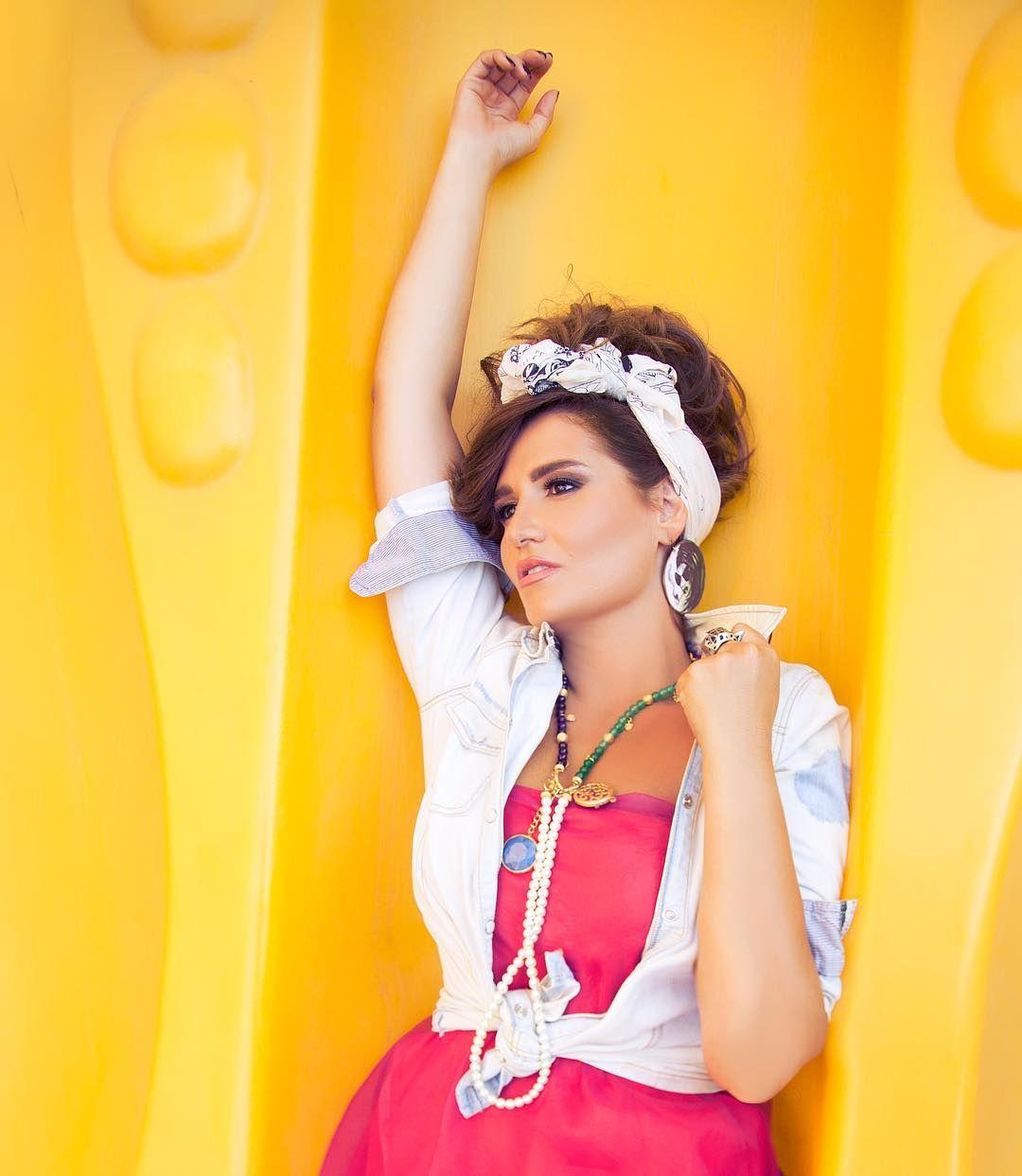 HANA SHIHA - MAD Celebrity