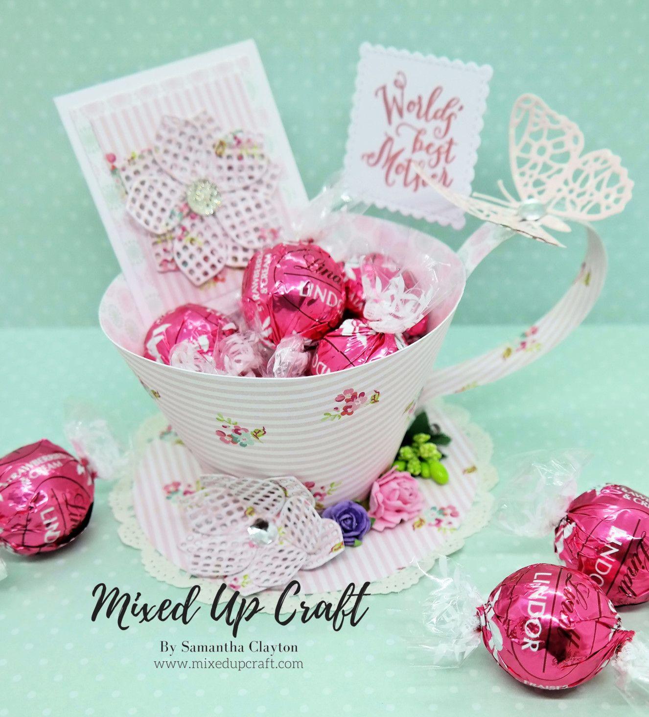 Pretty Teacup & Saucer Paper tea cups, Cup, saucer