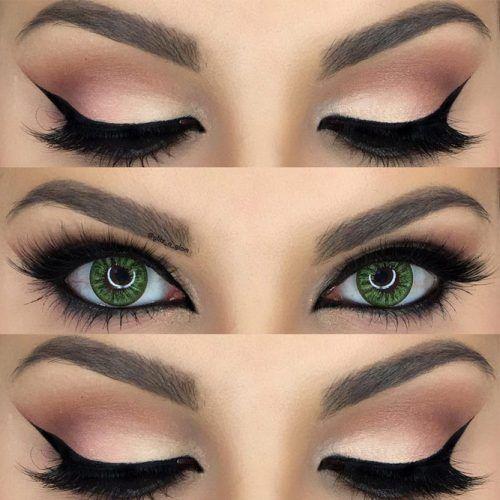 Prom Makeup 2018: Prom Makeup-Ideen für alle Kleider - Luise.site #prommakeup