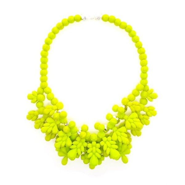 EK THONGPRASERT Embellished Silicone Necklace (£320) found on Polyvore