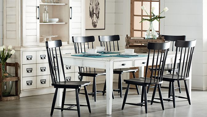 Magnolia Home 7 Piece Dining Set In 2019 Products I Love