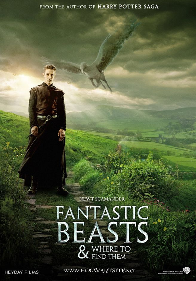 Fantastic Beasts And Where To Find Them Images Google Search