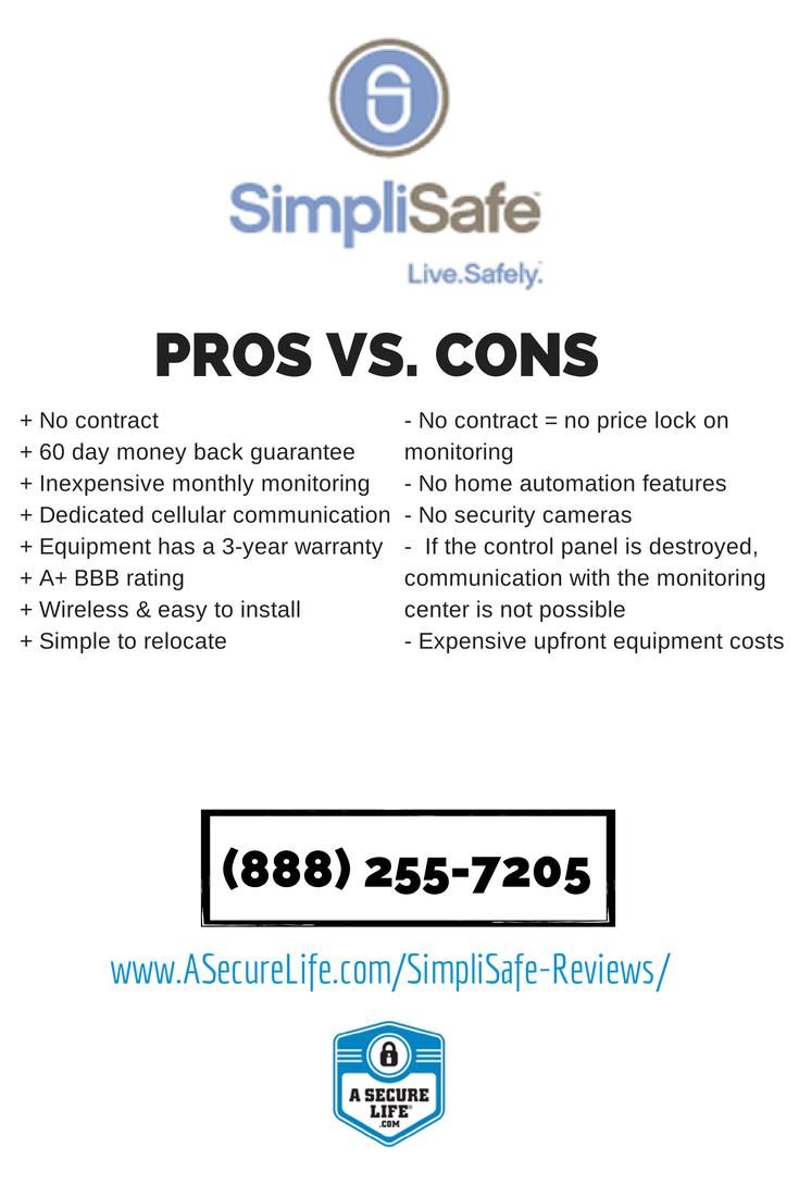 Simplisafe Home Security Review 2020 Simplisafe Home Security Companies Home Basics