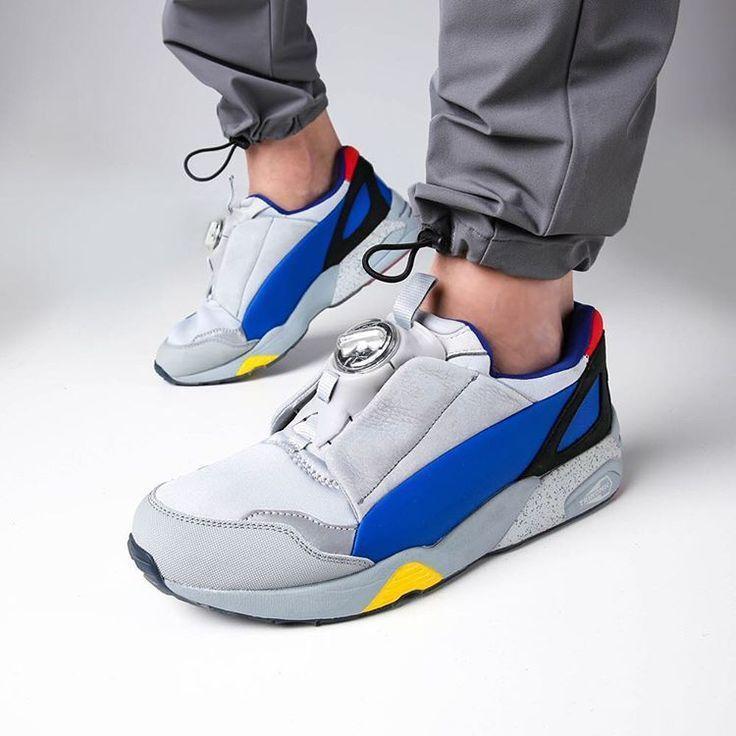 | PUMA MCQ Disc Grey | Shoes