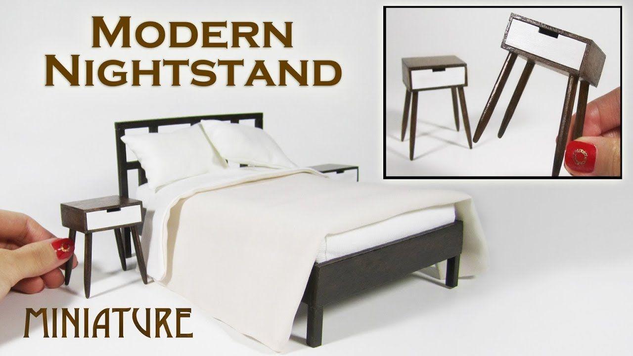 how to make miniature furniture. Miniature Furniture How To Make