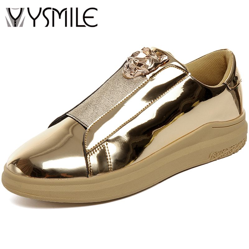 Gold Wedge Male designer Platform Shoes   Price   46.68   FREE Shipping      sportshoes 77f87fc733e1