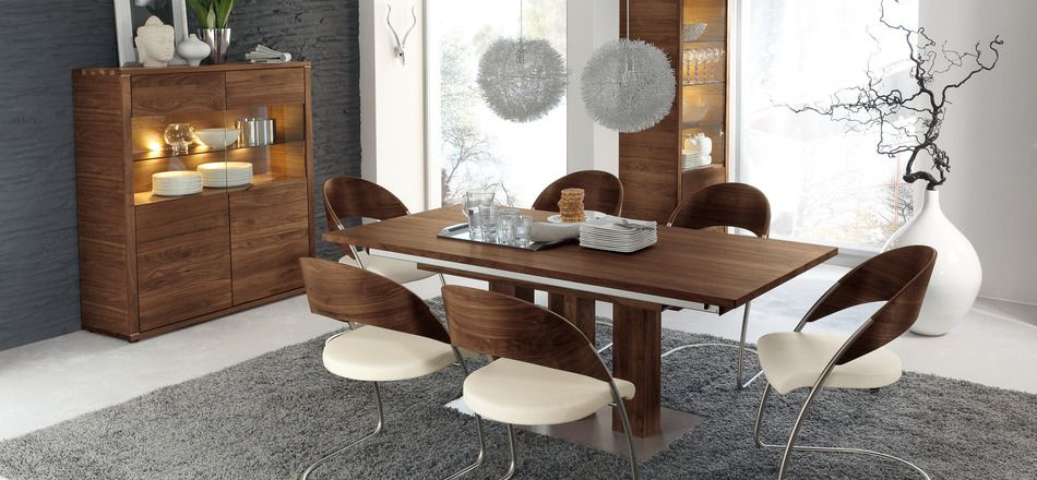 Perfect 29 Modern Dining Rooms To Get Inspired From Modern Dining Sets