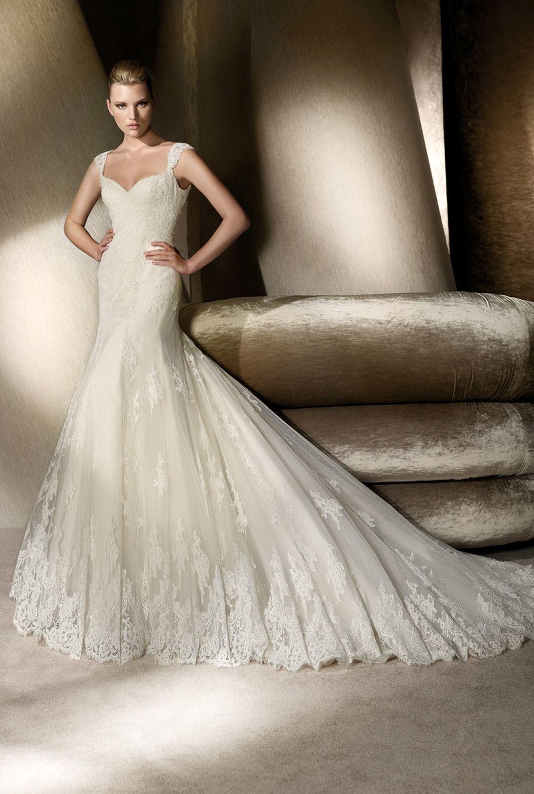 Cobalto St Patrick wedding dress | Dresses for princesses ...