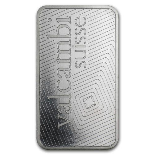 1 Oz Platinum Bar Valcambi In Assay Sku 76687 Platinum Bullion Platinum Apmex Bar