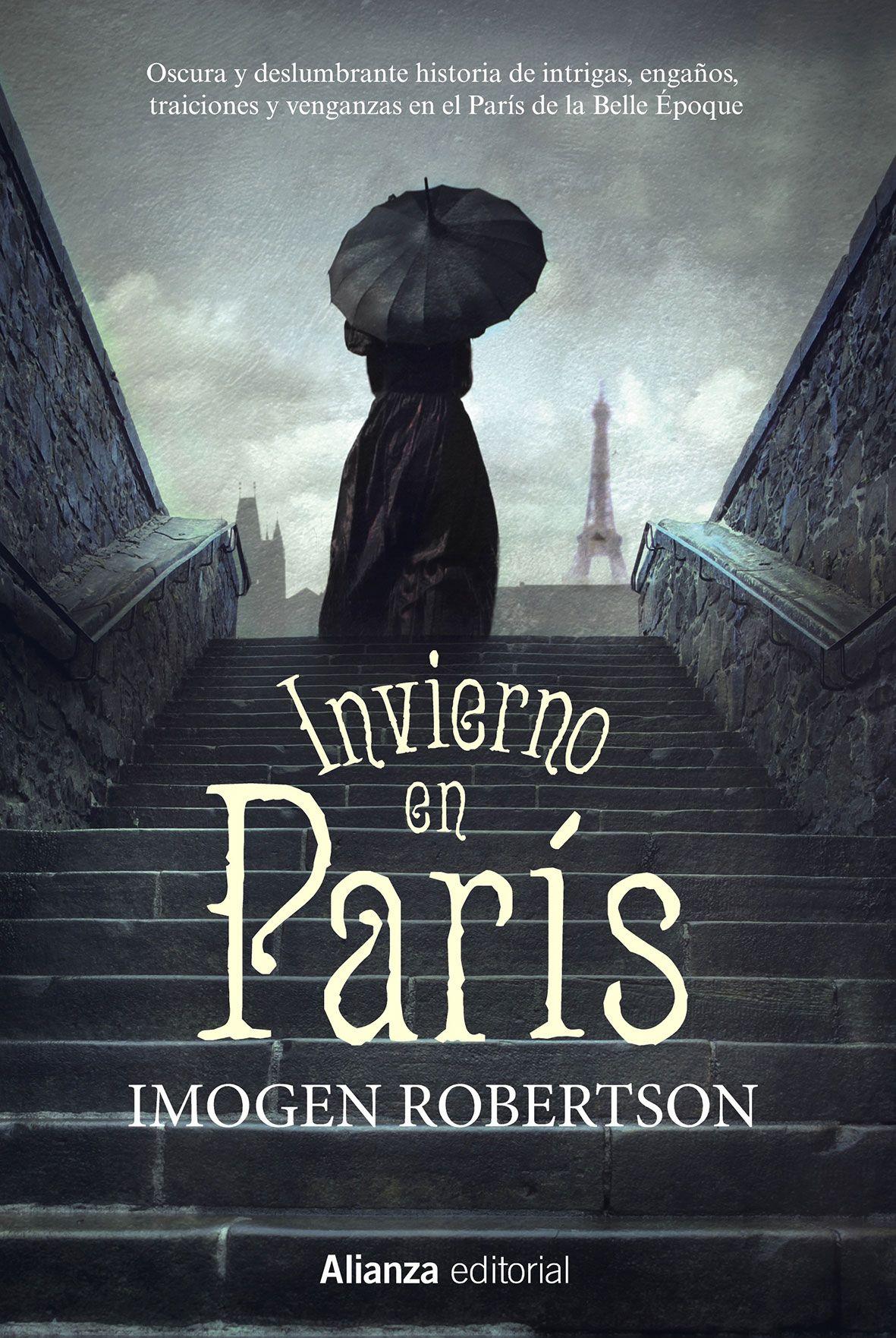 Una novela de mentiras y traiciones, enigmática y elegantemente evocadora,  que recrea de manera sin igual aquel París de fin de época, ...