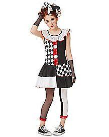 Halloween Kids Costumes Girls.Harlequin Jester Girls Costume Diy Halloween Costumes That