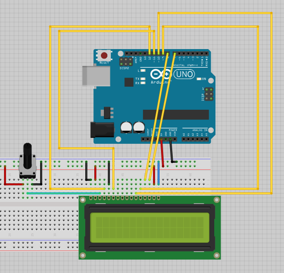 E elektronic arduino tutorial parte el lcd