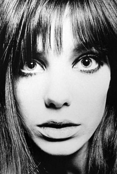 thesuperserious:  Jane Birkin, Close Up 1965 By Eric Swayne @ Chris Beetles