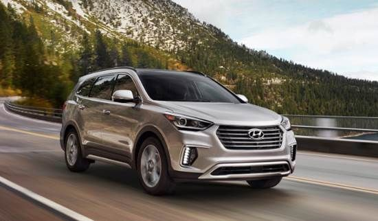 2019 Hyundai Santa Fe Sport Review And Redesign It Will Probably Be A Propelled Hybrid To Suppl