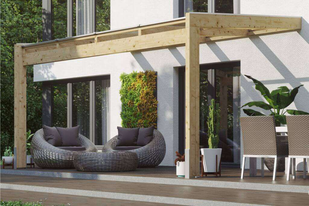 Terrassenüberdachung Novara in 2020 Terrassenüberdachung