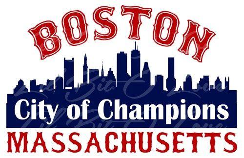 Boston Red Sox Baseball Logo New England 3 inch Vinyl Sticker Patriots Bruins