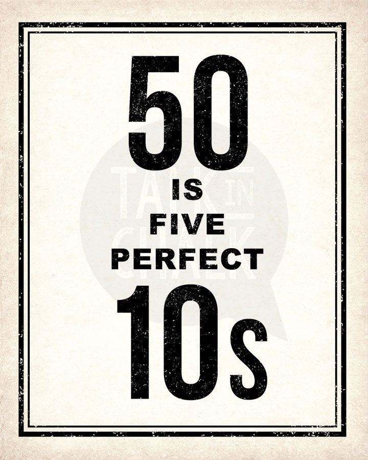 50 Year Old Sayings Funny : sayings, funny, Birthday, PRINTABLE, DIGITAL, Quotes,, Birthday,, Decorations