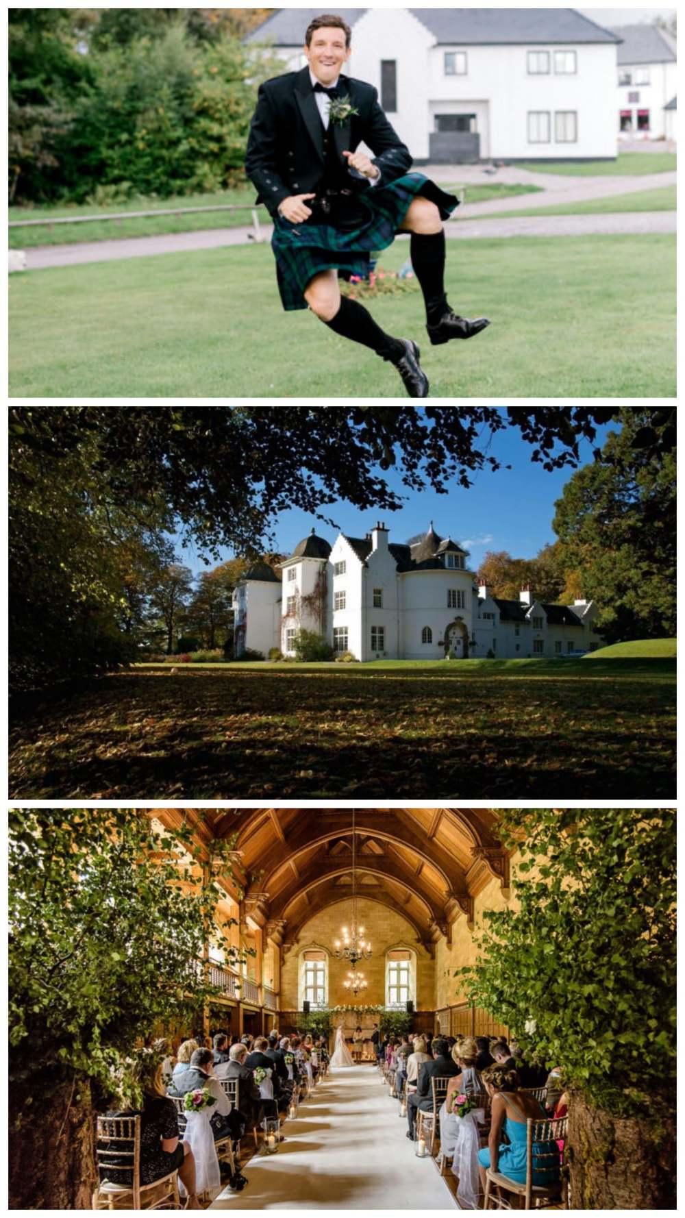 12 Best Wedding Venues in The UK | XENIA MOTIF Creative ...