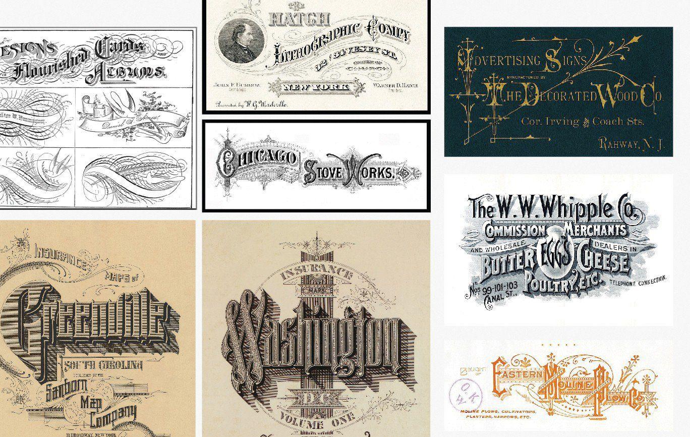 Adobe Illustrator Tutorial Create Vintage Type Styles Illustrator Tutorials Typography Artwork Typography Tutorial