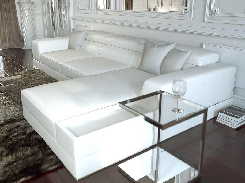 Modani Bergamo Sofa Baci Living Room