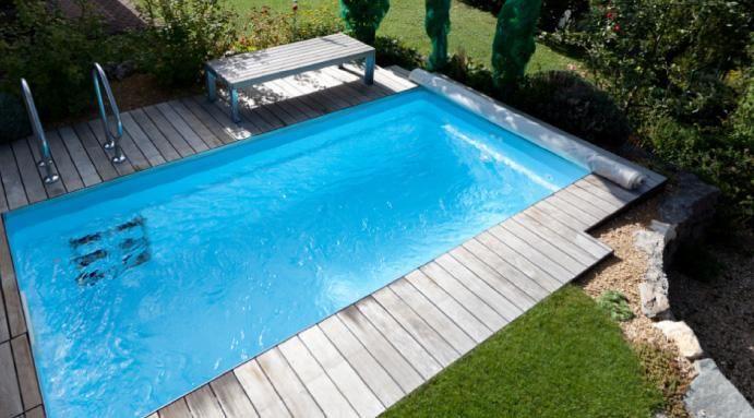 coque piscine 85