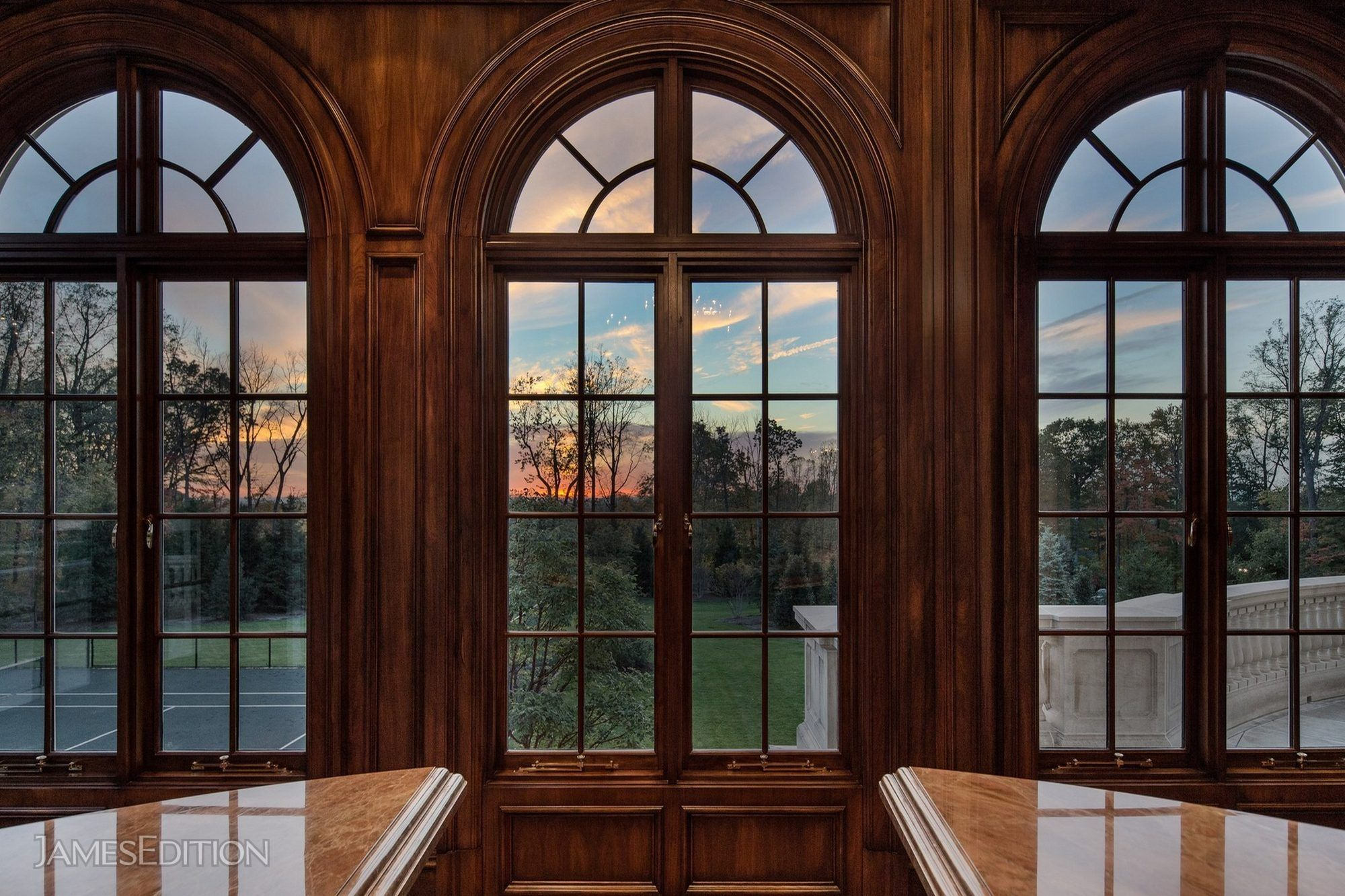 An American Masterpiece In Alpine Nj United States For