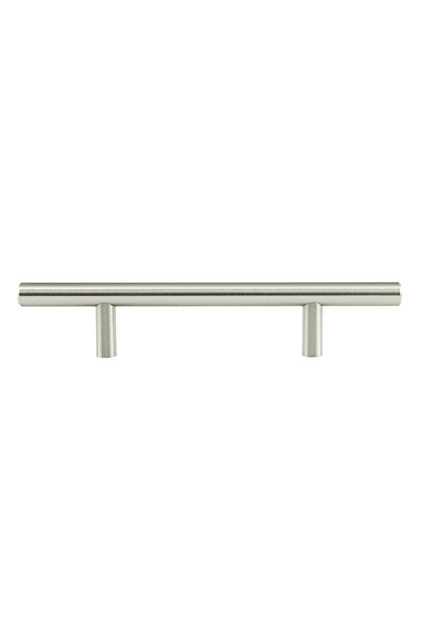 Swell Brushed Satin Nickel Cabinet Pull H349 From Aristokraft Download Free Architecture Designs Viewormadebymaigaardcom
